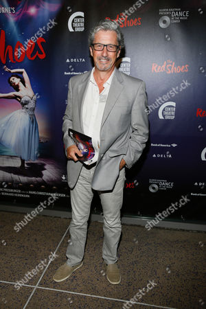 Editorial image of 'The Red Shoes' opening night, Ahmanson Theatre, Los Angeles, USA - 19 Sep 2017