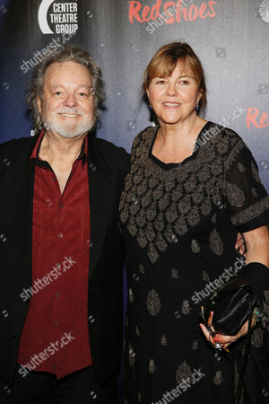 Stock Image of Russ Tamblyn and Bonnie Murray Tamblyn