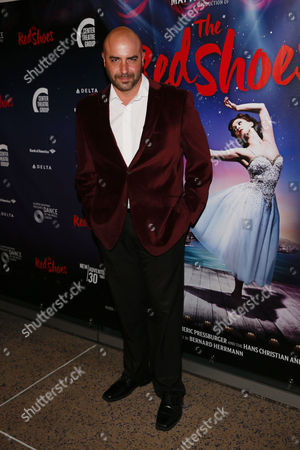 Editorial photo of 'The Red Shoes' opening night, Ahmanson Theatre, Los Angeles, USA - 19 Sep 2017