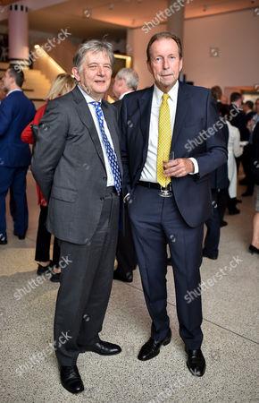 Deyan Sudjic and John Gildersleeve
