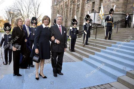 Prince Leopold of Bavaria, Princess Ursula of Bavaria
