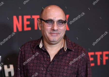 "Willie Garson arrives at the premiere of ""Big Mouth"" at Break Room 86, in Los Angeles"