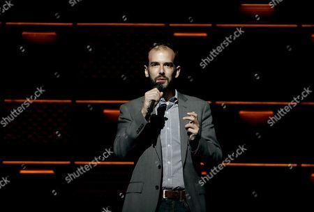 Stock Image of Marc Bruni
