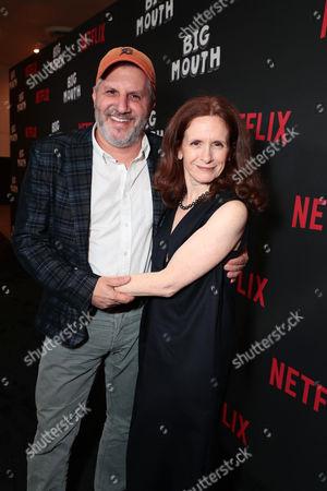 Mark Levin - Exec. Producer and Jennifer Flackett - Exec. Producer