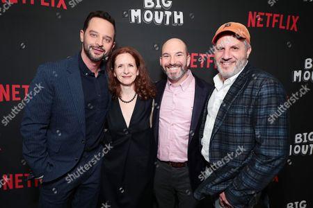 Nick Kroll - Exec. Producer, Jennifer Flackett - Exec. Producer, Andrew Goldberg - Exec. Producer and Mark Levin - Exec. Producer