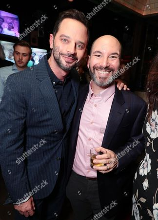 Nick Kroll - Exec. Producer and Andrew Goldberg - Exec. Producer