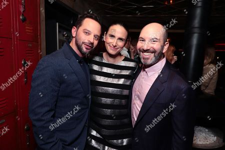 Nick Kroll - Exec. Producer, Jessi Klein and Andrew Goldberg - Exec. Producer