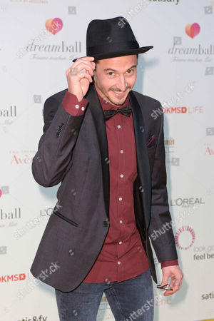 Editorial image of Dreamball Charity Gala, Berlin, Germany - 20 Sep 2017