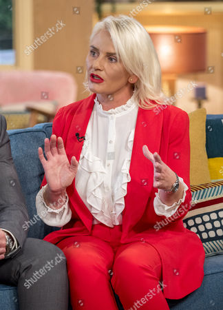 Editorial image of 'This Morning' TV show, London, UK - 21 Sep 2017