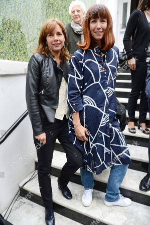 Darcey Bussell and Sylvie Guillem