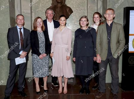 Stock Picture of Crown Princess Victoria