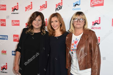 Stock Picture of Evelyne Thomas, Veronique Mounier and Christine Bravo