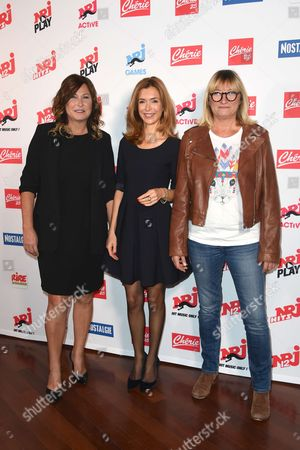 Editorial image of NRJ Group media conference, Paris, France - 21 Sep 2017