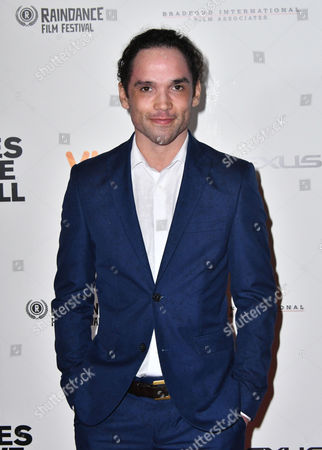 Editorial photo of 'Lies We Tell' film premiere, London, UK - 21 Sep 2017