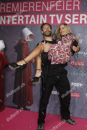 Editorial picture of 'The Handmaid's Tale' TV show event, Berlin, Germany - 21 Sep 2017