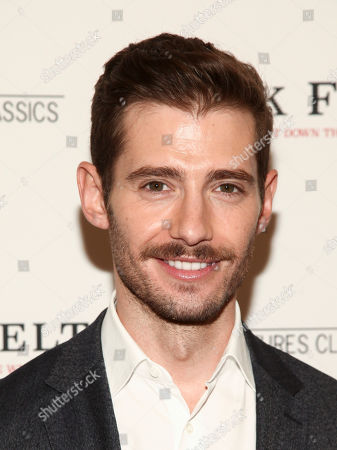"""Julian Morris attends the premiere of """"Mark Felt: The Man Who Brought Down the White House"""" at The Whitby Hotel, in New York"""