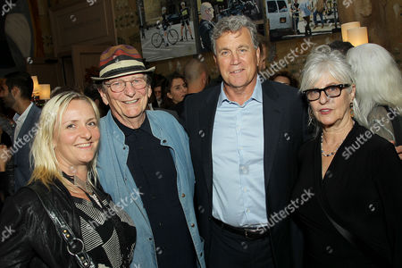 Guest, Fred Schepisi, Tom Bernard (Co-Pres. SPC), Mary Schepisi