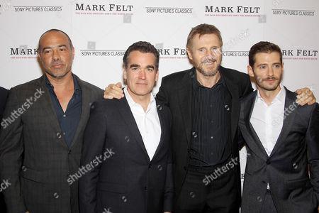 Peter Landeseman (Director, Writer), Brian d'Arcy James, Liam Neeson, Julian Morris