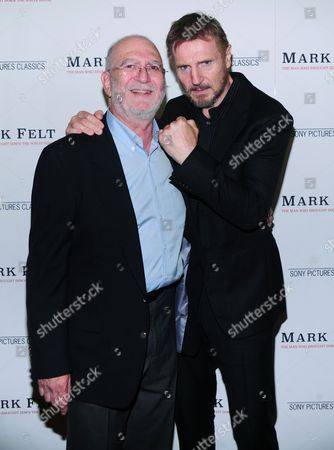 Editorial picture of 'Mark Felt: The Man Who Brought Down the White House' film premiere, New York, USA - 21 Sep 2017