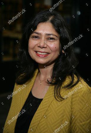 Editorial photo of 'An evening with Shrabani Basu' at Waterstones, Windsor, UK - 21 Sep 2017
