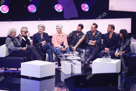 Thomas Gottschalk, Dieter Meier, Wolfgang Niedecken, Alina SŸggeler, The Boss Hoss, Sasha and Nena