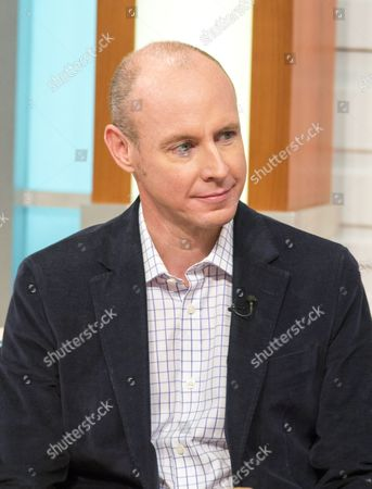 Editorial image of 'Good Morning Britain' TV show, London, UK - 22 Sep 2017