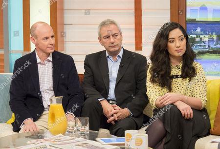 Daniel Hannan Mep, Kevin Maguire and Nina Schick