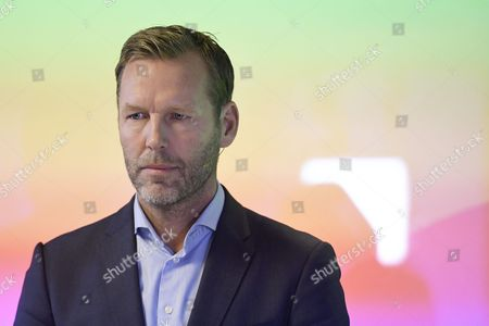 Stock Picture of Johan Dennelind