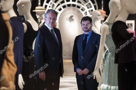 Sean Hepburn-Ferrer and Luca Dotti