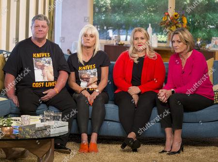Paul Hayden, Suzane Hayden, Alison Cope and Sue Hill