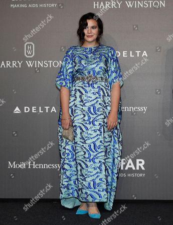 Editorial picture of Fashion Amfar, Milan, Italy - 21 Sep 2017