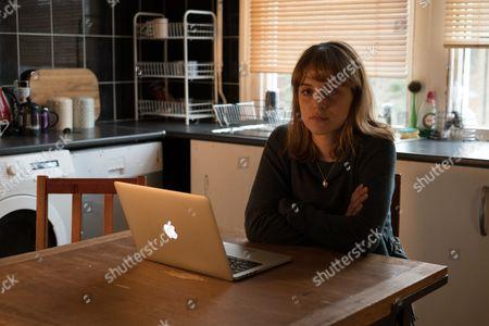 (Ep5) - Zoe Tapper as Katy Sutcliffe.