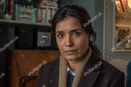 (Ep5) - Shelley Conn as DI Vanessa Harmon.