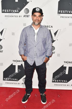 Editorial picture of 'Religion of Sports' TV Show screening, Arrivals, Tribeca TV Festival, New York, USA - 22 Sep 2017