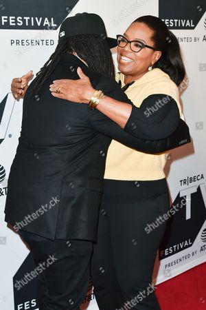 Shaka Senghor, Oprah Winfrey