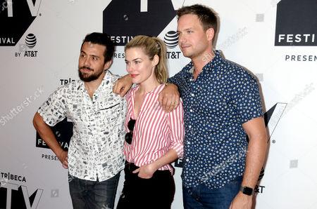 Editorial image of 'Pillow Talk' TV Show screening, Arrivals, Tribeca TV Festival, New York, USA - 23 Sep 2017