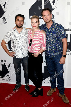 Editorial picture of 'Pillow Talk' TV Show screening, Arrivals, Tribeca TV Festival, New York, USA - 23 Sep 2017