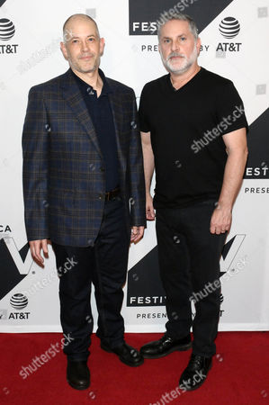 Editorial picture of 'Red Oaks', TV Show screening, Arrivals, Tribeca TV Festival, New York, USA - 24 Sep 2017