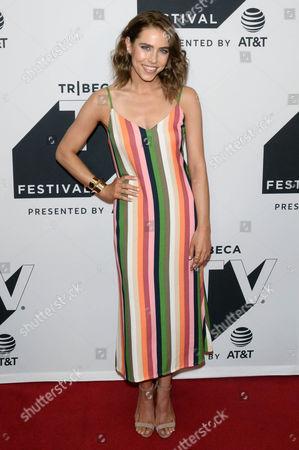 Editorial photo of 'Red Oaks', TV Show screening, Arrivals, Tribeca TV Festival, New York, USA - 24 Sep 2017