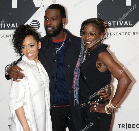 Dawn-Lyen Gardner, Kofi Siriboe, Rutina Wesley