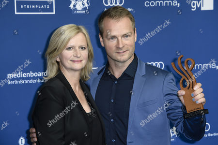 Editorial image of German Actors Award 2017, Berlin, Germany - 22 Sep 2017
