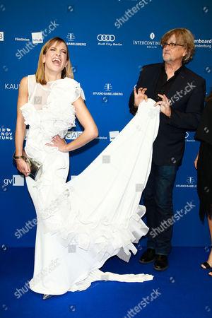 Isabell Horn and Martin Krug