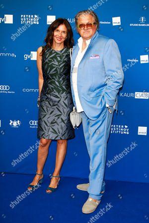 Michael Brandner mit Ehefrau Karin