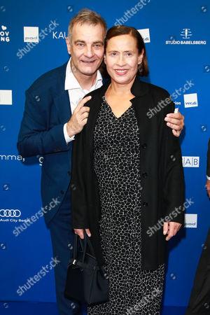 Heinrich Schafmeister mit Ehefrau Jutta