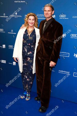 Editorial photo of German Actor's Award, Berlin, Germany - 22 Sep 2017