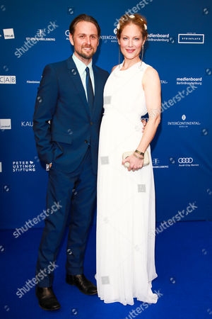 Stock Picture of Axel Schreiber and Tessa Mittelstaedt