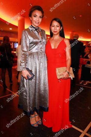 Nadine Warmuth and Minh-Khai Phan-Thi