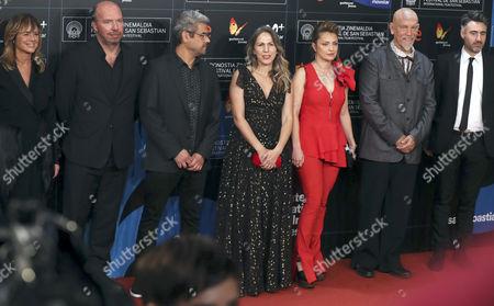 Editorial image of Opening Ceremony - 65th San Sebastian Film Festival, Spain - 22 Sep 2017