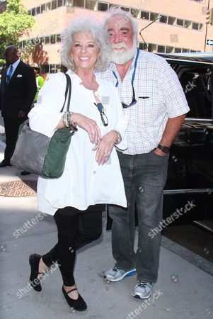 Stock Photo of Paula Deen and Michael Groover