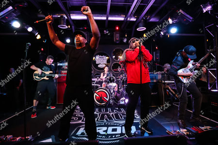 Prophets of Rage, Chuck D, B-Real, Tom Morello, Tim Commerford, Brad Wilk